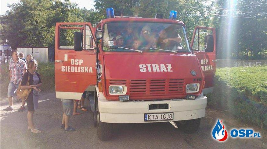 ZAWIADOMIENIE O WYBORZE NAJKORZYSTNIEJSZEJ OFERTY OSP Ochotnicza Straż Pożarna