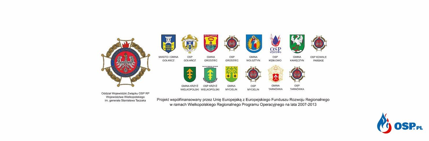 W Wielkopolsce będzie bezpieczniej OSP Ochotnicza Straż Pożarna