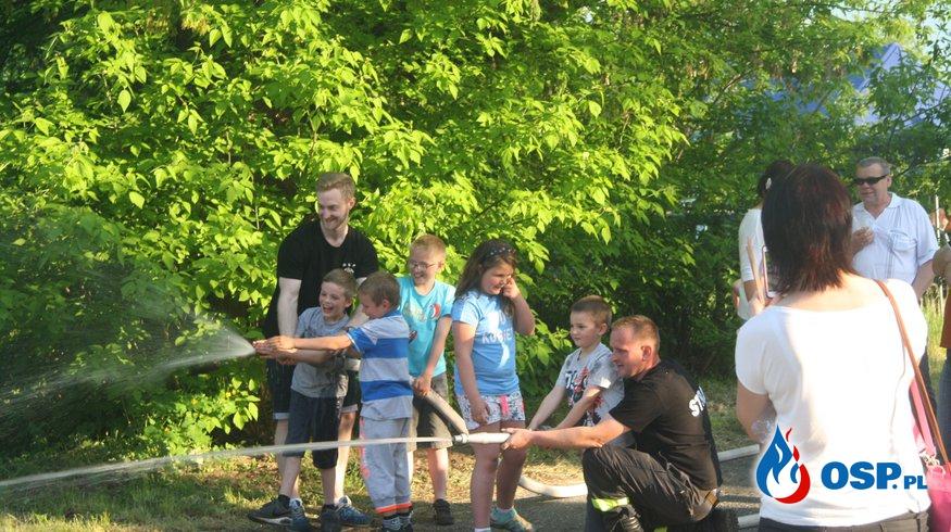 Otwarcie strażnicy po remoncie i festyn z okazji Św. Floriana OSP Ochotnicza Straż Pożarna