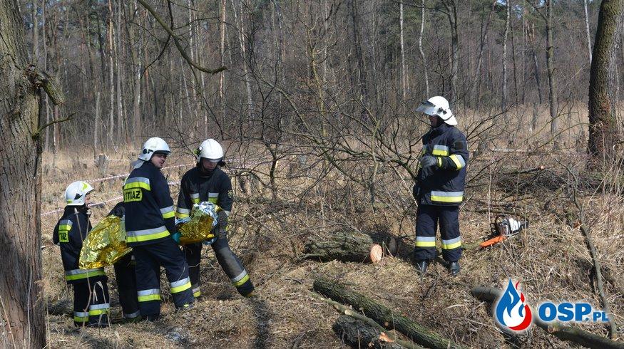VIII Powiatowe Manewry Ratownicze - Libiąż 2018 OSP Ochotnicza Straż Pożarna