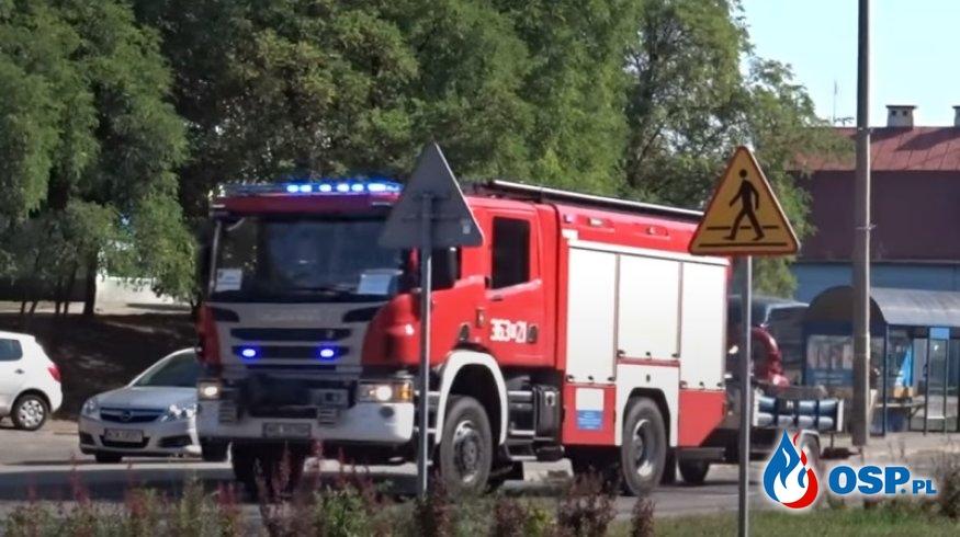 Strażacy z naszego regionu jadą na Podkarpacie OSP Ochotnicza Straż Pożarna