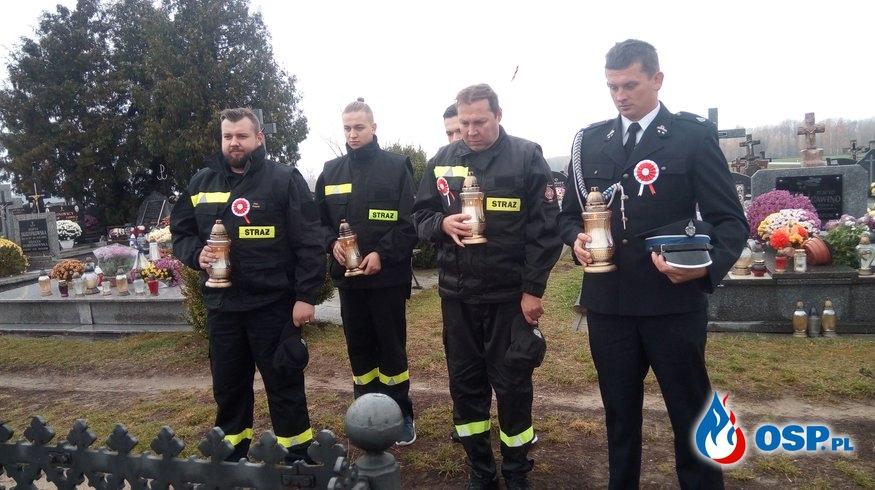 PAMIĘTAMY OSP Ochotnicza Straż Pożarna