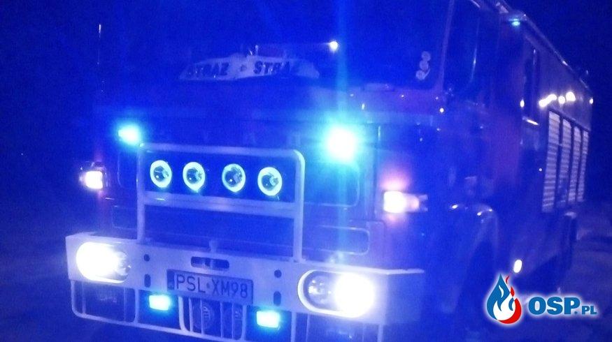 Zatrzymanie akcji serca - Osówiec OSP Ochotnicza Straż Pożarna