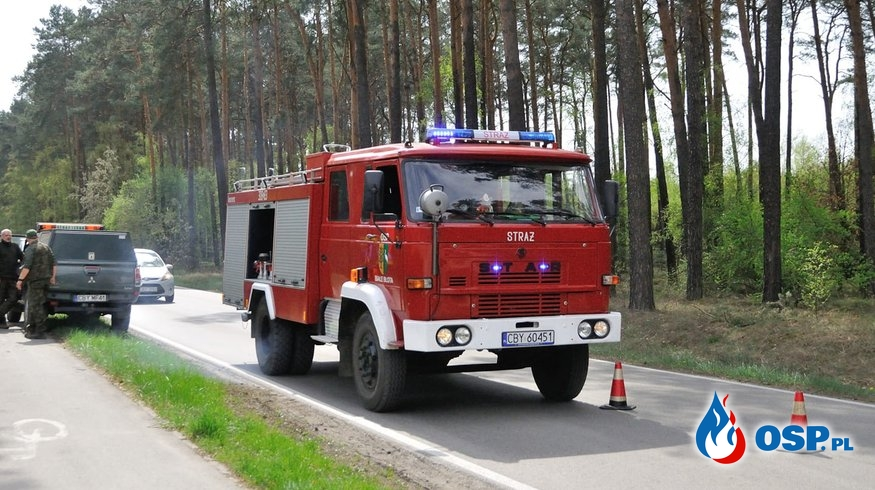 Zdarzenie 44/2019 OSP Ochotnicza Straż Pożarna