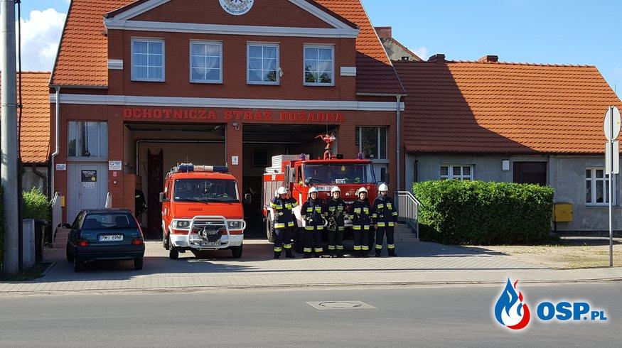 Powstanie Warszawskie OSP Ochotnicza Straż Pożarna