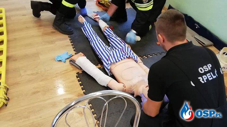 Nowi ratownicy w Osp Orpelów! OSP Ochotnicza Straż Pożarna
