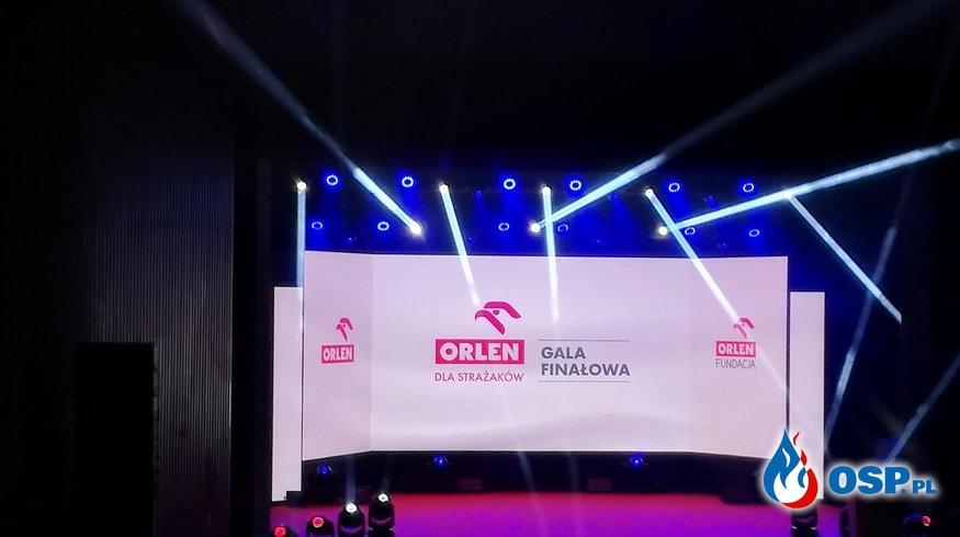 Gala Finałowa ORLEN DLA STRAŻY POŻARNEJ - 2019 OSP Ochotnicza Straż Pożarna