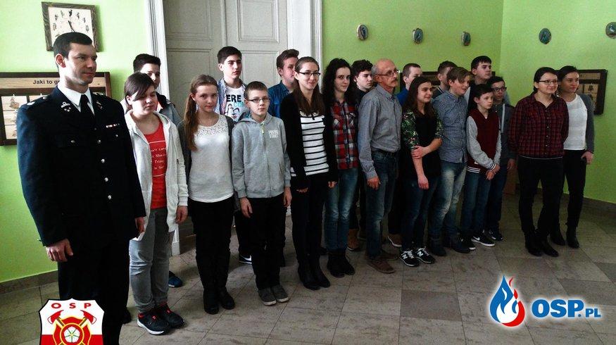 """""""Młodzież Zapobiega Pożarom"""" OSP Ochotnicza Straż Pożarna"""