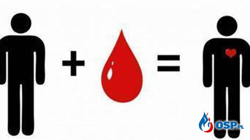 Dni Honorowego Krwiodawstwa OSP Ochotnicza Straż Pożarna