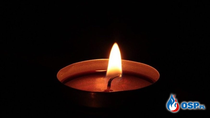 Pogrzeb druha Edwarda z OSP Radnicy OSP Ochotnicza Straż Pożarna
