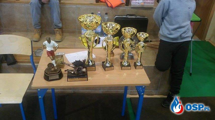 II Gminny Turniej Halowej Piłki Nożnej OSP OSP Ochotnicza Straż Pożarna