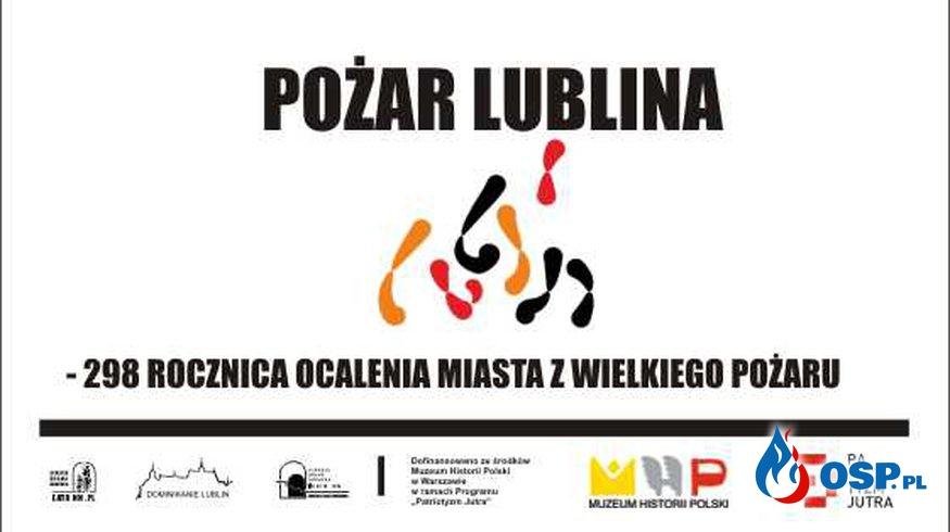 OSP Wojciechów partnerem Almanachu wiedzy o pożarach Lublina OSP Ochotnicza Straż Pożarna