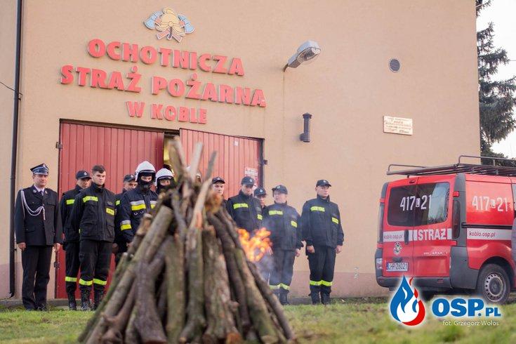 100 lat Niepodległej! OSP Ochotnicza Straż Pożarna