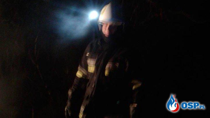 Sylwester z Ogniem  OSP Ochotnicza Straż Pożarna