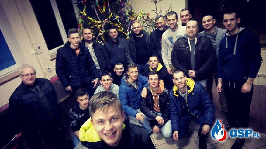 Spotkanie Wigilijne OSP Ochotnicza Straż Pożarna