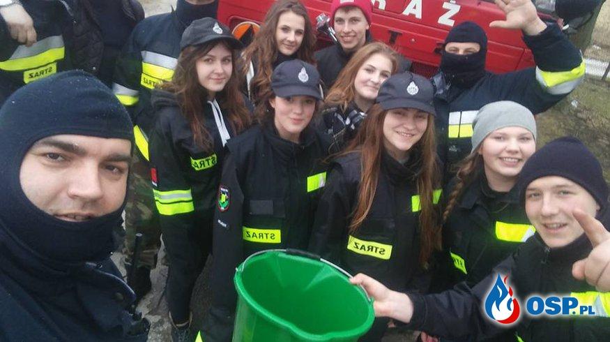 Pracowity kwiecień OSP Ochotnicza Straż Pożarna