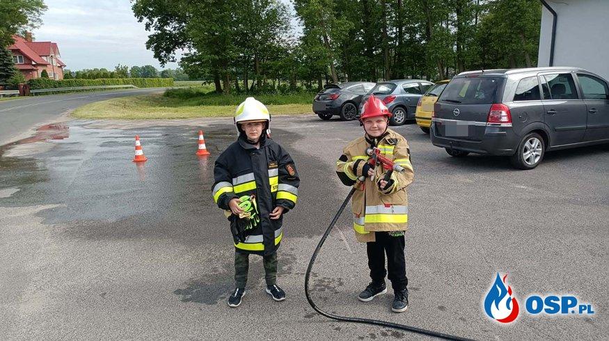Drzwi otwarte z okazji Dnia Dziecka! OSP Ochotnicza Straż Pożarna