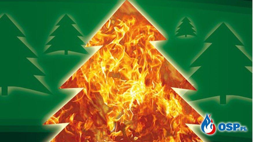 Ochotnicy z Komprachcic życzą Wesołych Świąt OSP Ochotnicza Straż Pożarna