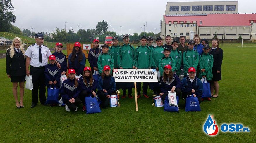 Powiatowe Zawody Młodzieżowych Drużyn Pożarniczych OSP Ochotnicza Straż Pożarna