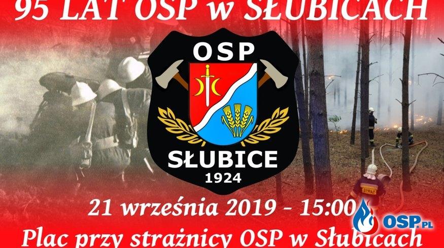 Zapraszamy na jubileusz OSP Ochotnicza Straż Pożarna