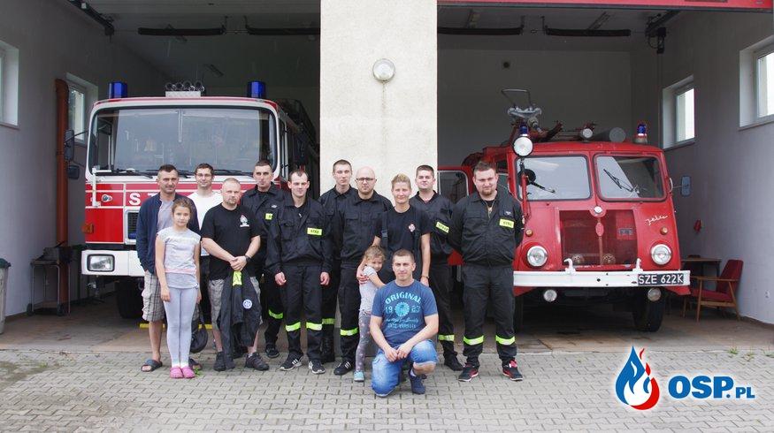 RECERTYFIKACJA KURSU KWALIFIKOWANEJ PIERWSZEJ POMOCY OSP Ochotnicza Straż Pożarna
