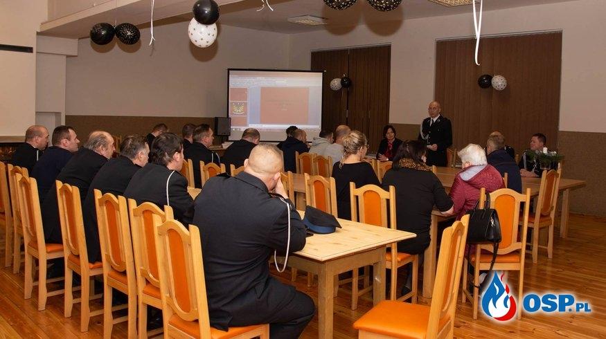 Zebranie sprawozdawcze OSP Turkowy za rok 2019 OSP Ochotnicza Straż Pożarna