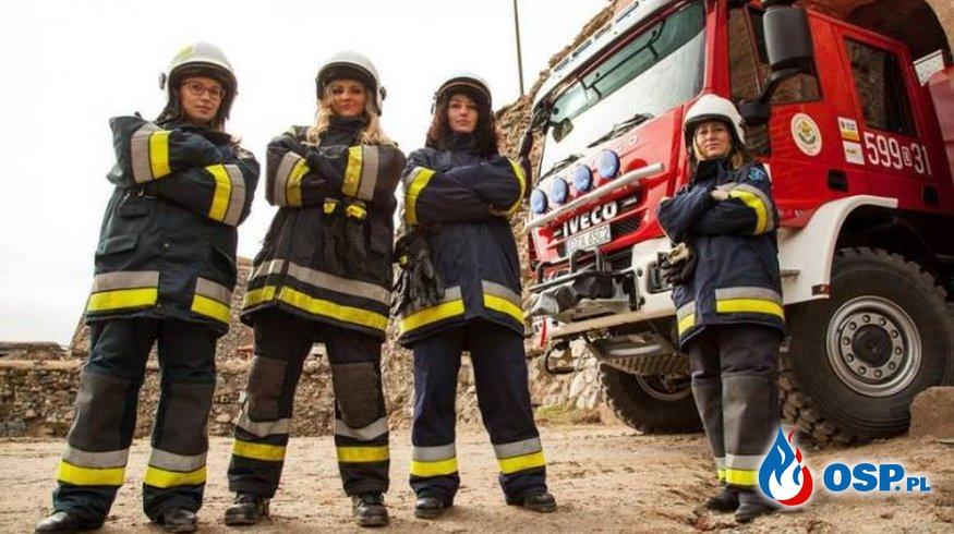 Zapraszamy kobiety ! Dołączcie do nas ! OSP Ochotnicza Straż Pożarna
