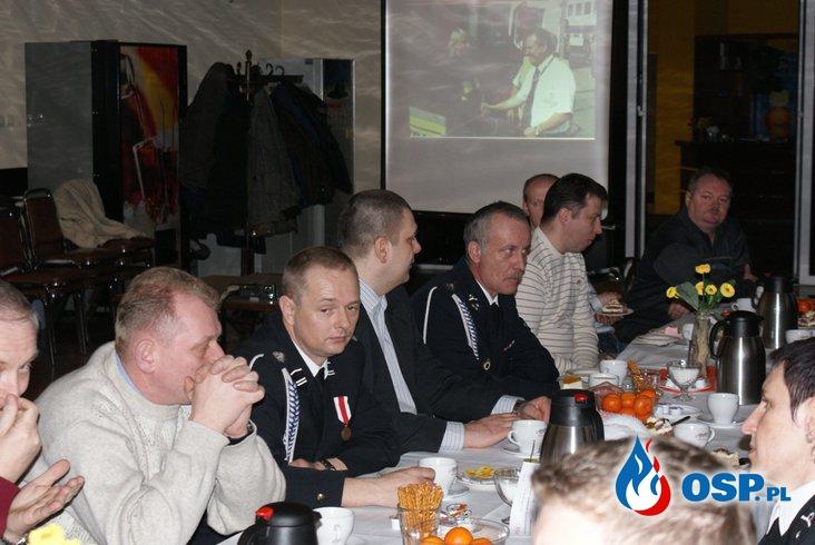 Amica - zebranie sprawozdawcze OSP Ochotnicza Straż Pożarna