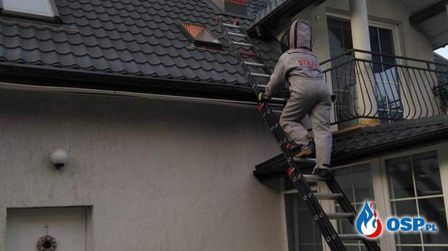 Pracowity poniedziałek oraz wtorek 21,22,23/2019 OSP Ochotnicza Straż Pożarna