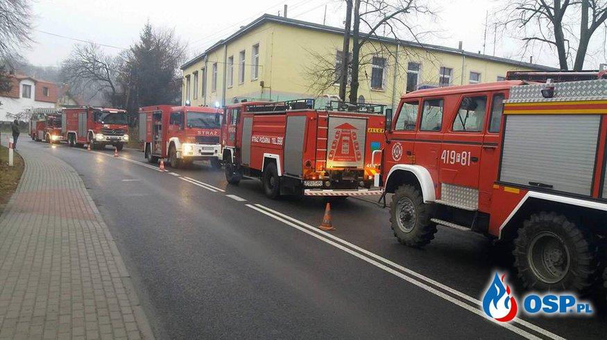 Pożar Mieszkania-Torzym OSP Ochotnicza Straż Pożarna