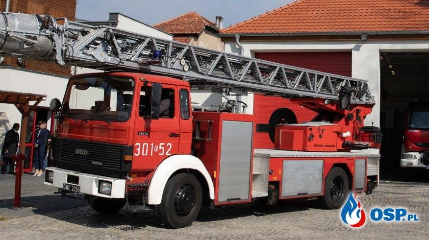 Rząd przeznaczy 82 miliony zł dla Ochotniczych Straży Pożarnych OSP Ochotnicza Straż Pożarna