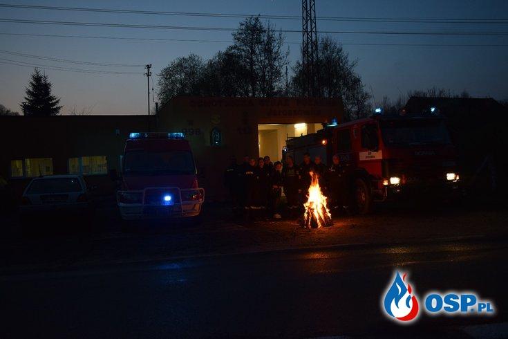 14.04.2016 - 1050 rocznica Chrztu Polski OSP Ochotnicza Straż Pożarna