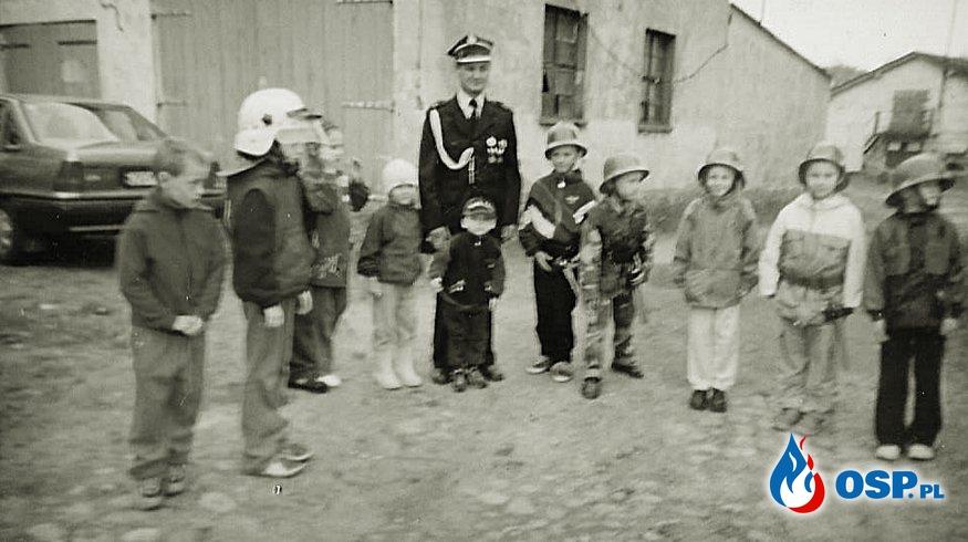 Śp. Druh Ryszard Mastela. 08.01.1948 - 21.02.2021. OSP Ochotnicza Straż Pożarna
