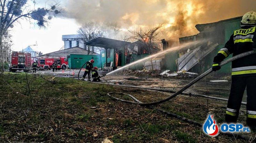 Podsumowanie 2018 roku OSP Ochotnicza Straż Pożarna