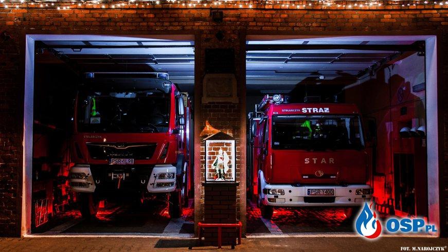 Zdjęcia, fotografia, Święty Florian OSP Ochotnicza Straż Pożarna