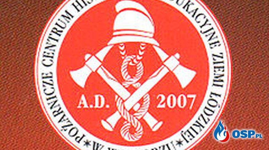 Pożarnicze Centrum Historyczno Edukacyjne Ziemi Łódzkiej w Wolborzu. OSP Ochotnicza Straż Pożarna