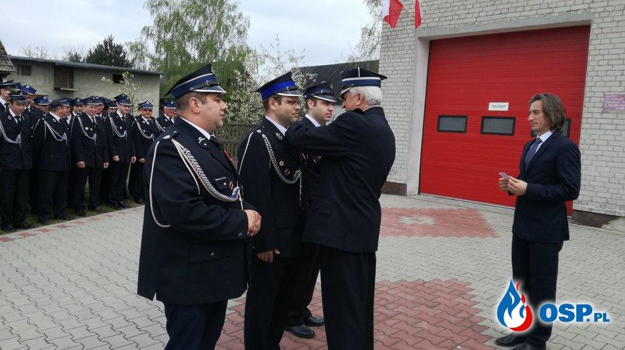 Gminne Obchody Dnia Strażaka   Osp Orpelów OSP Ochotnicza Straż Pożarna
