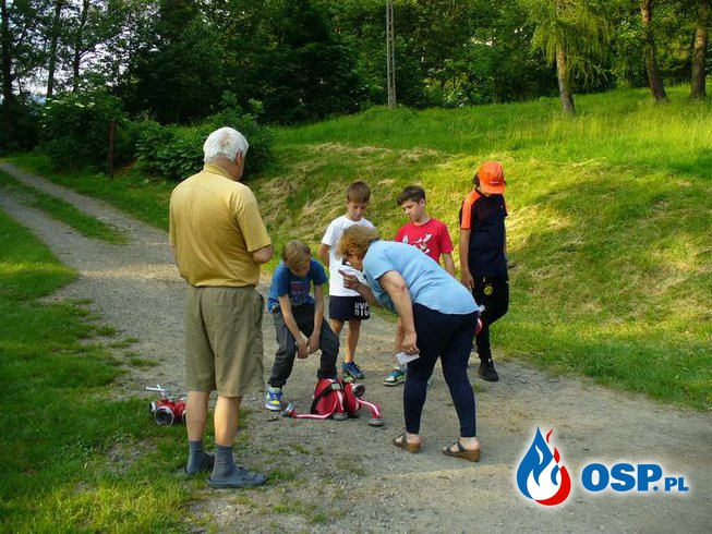 Ćwiczenia MDP OSP Ochotnicza Straż Pożarna