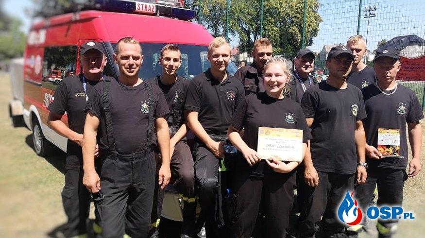 Międzygminne Zawody Sportowo-Pożarnicze' 2019 - Banie OSP Ochotnicza Straż Pożarna