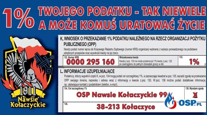 I Ty możesz pomóc ratować innych! OSP Ochotnicza Straż Pożarna