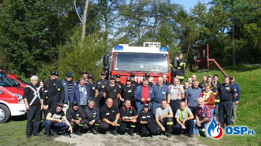 Transgraniczne Ćwiczenia Strażackie OSP Ochotnicza Straż Pożarna