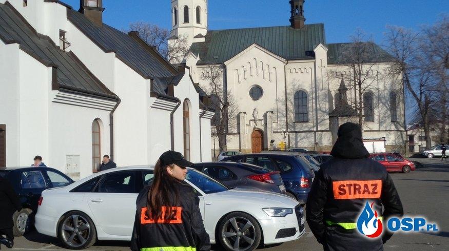 Wszystkich Świętych w Zręcinie OSP Ochotnicza Straż Pożarna