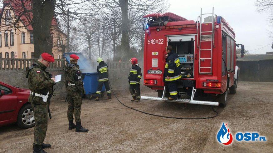 Podsumowanie mijającego tygodnia OSP Ochotnicza Straż Pożarna
