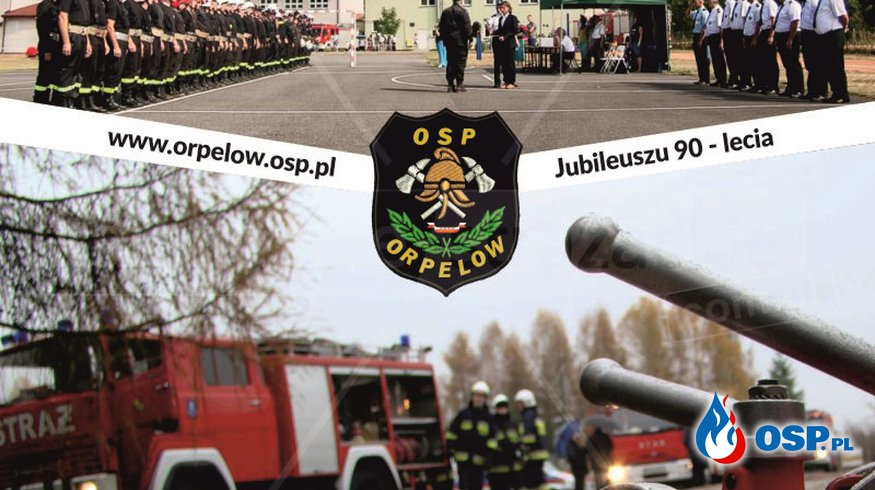 Wesprzyj Osp Orpelów - Zamów kalendarz na 2018r. OSP Ochotnicza Straż Pożarna