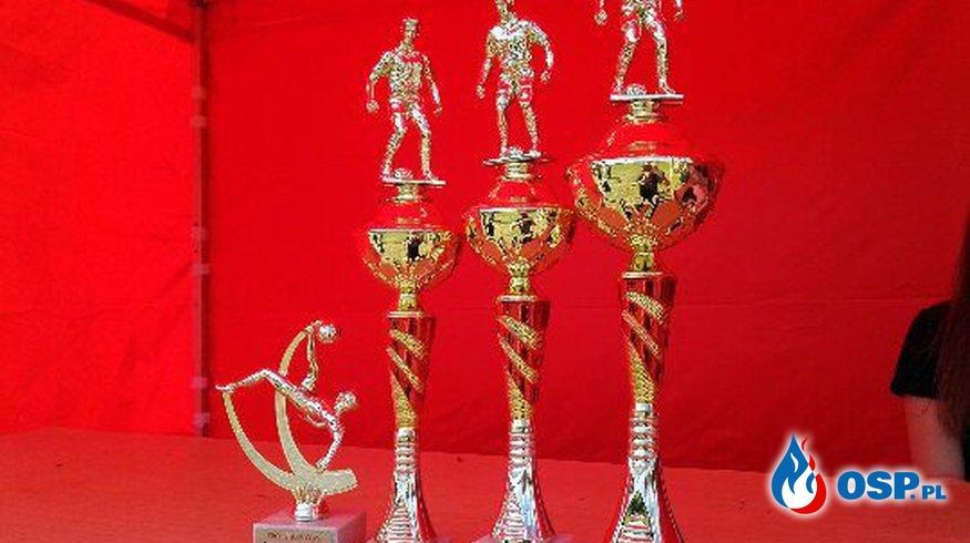I Towarzyski Turniej Piłki Nożnej o Puchar Prezesa OSP Milejczyce OSP Ochotnicza Straż Pożarna