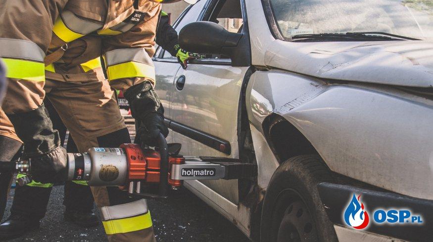 Zajęcia z ratownictwa technicznego OSP Ochotnicza Straż Pożarna