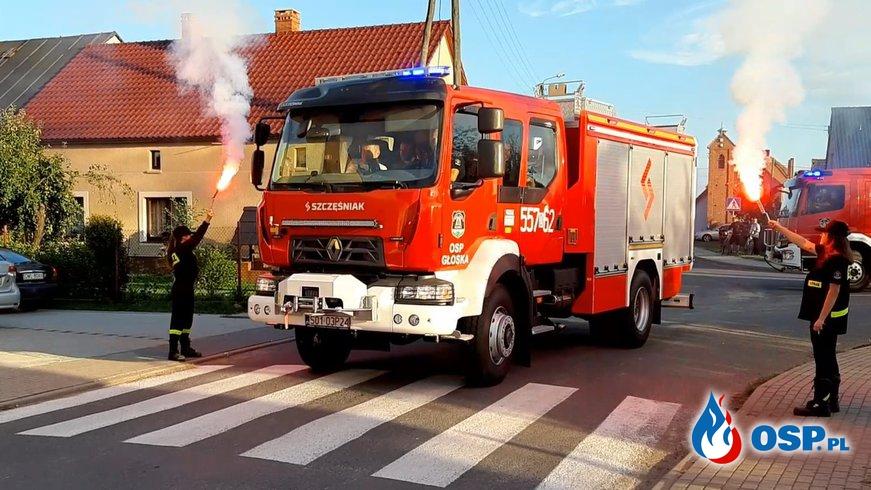 Nasze nowe GBA Renault OSP Ochotnicza Straż Pożarna