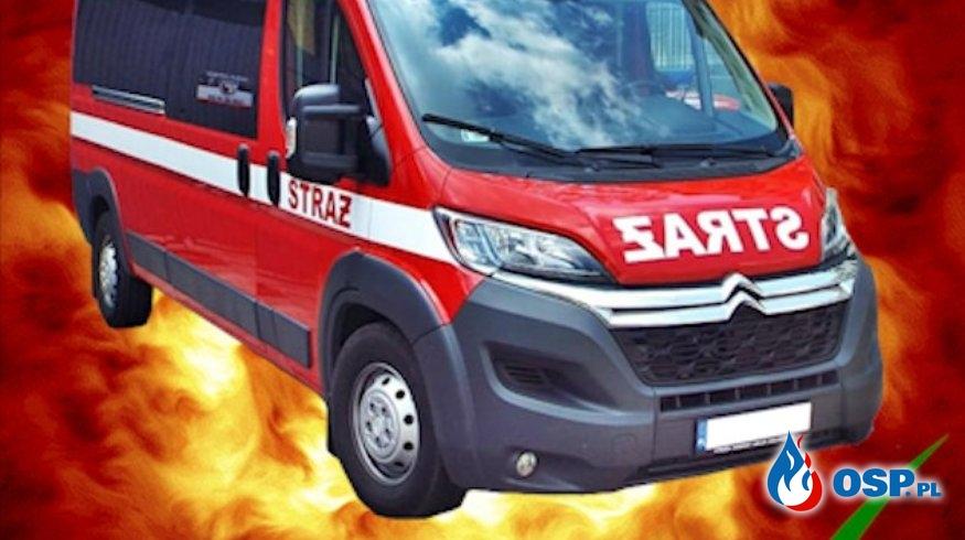 Wygraliśmy RBO 2020r. OSP Ochotnicza Straż Pożarna
