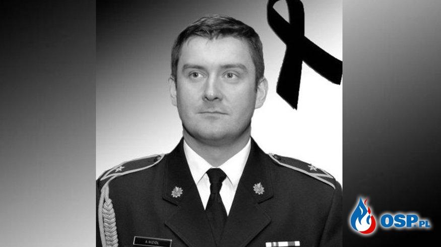 Nie żyje naczelnik OSP Karlino i strażak PSP. Zmarł nagle. OSP Ochotnicza Straż Pożarna