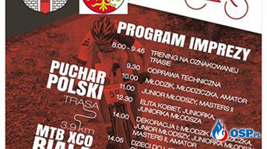 Zabezpieczenie imprezy V Ogólnopolski Puchar Burmistrza Białej OSP Ochotnicza Straż Pożarna